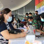 Vaksinasi Massal, Gubernur Kalbar: Ketersediaan Vaksin Kalbar Masih Bisa Diberikan Kurang lebih 5 Ribu Orang