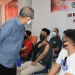 Sutarmidji: Akhir Pekan Ini Sekitar 33 Ribu Orang Divaksin di Kalbar
