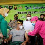 Serbuan Vaksinasi Nasional Ciptakan Imunitas Komunal