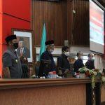 Penjelasan Eksekutif Soal Raperda Pertanggung jawaban Pelaksanaan APBD Kalbar TA 2020