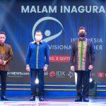 Edi Kamtono Raih Penghargaan Indonesia Visionary Leader