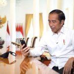 Buka Konferensi GP Ansor ke-23 Secara Virtual, Ini yang Disampaikan Jokowi