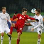 Unggul Dua Gol di Kandang Moenchengladbach, Bayern Muenchen Justru Kalah 2-3