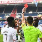 Diwarnai Kartu Merah Neymar, PSG Kalah di Tangan Lille