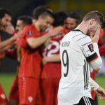 Jerman Terpeleset Kualifikasi Piala Dunia 2022 Tadi Malam