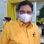 Usai Gelar Rapat Malam, Airlangga Sebut Pengganti Azis Syamsuddin Diumumkan Rabu Besok