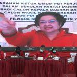 PDIP Umumkan 58 Paslon Pilkada 2020 Rekomendasi Megawati, Ini Daftarnya