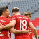Bayern Munich Libas FC Koln 5-1