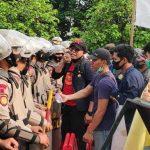 Mahasiswa Pendemo UU Cipta Kerja: Aktivis Jadi Anggota DPR Khianati Rakyat