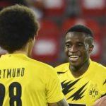 Borussia Dortmund Hajar 10 Pemain Hertha Berlin 2-0