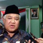 Syekh Ali Jaber Ditusuk, Din Syamsuddin: Ini Kriminalisasi Terhadap Ulama