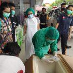 Vaksin COVID-19 Tiba di Puskesmas, Bupati Landak: Target Vaksinasi Satu Minggu Selesai
