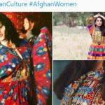 Wanita Afghanistan Mulai Berontak, Ramai-ramai Unggah Baju Tradisional di Twitter