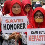 Ribuan Guru Honorer di Bogor Bakal Terima Gaji Setara PNS Mulai April