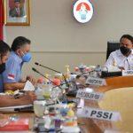 Menpora dan PSSI Bahas Batalnya Uji Coba Timnas U-22 Indonesia