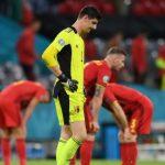 Belgia Disingkirkan Italia, Courtois Dihantam Kecewa