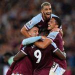 West Ham vs Leicester: The Hammers Menang Telak 4-1
