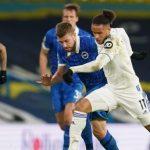 Liga Inggris: Leeds Ditekuk Brighton, West Ham Menang atas Burnley