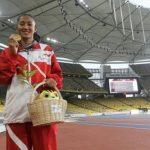 Paralimpiade Tokyo: Putri Aulia Bangga Bisa Bersaing dengan Para Juara Dunia