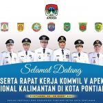 Pontianak Tuan Rumah Raker Apeksi Regional Kalimantan