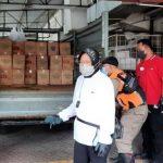 Goreng Tahu di Pengungsian, Mensos Risma Singgung Stok Makanan Saat Bencana