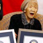 Kane Tanaka, Perempuan Tertua Sejagat Rayakan Ultah ke 118 di Panti Jompo