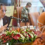 Kasi Bantuan Modal Rp 2,4 Juta ke UMKM, Jokowi: Jangan Menyerah