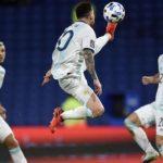 Momen Lionel Messi 'Terbang' di Laga Argentina Vs Paraguay