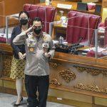 Dilantik Jadi Kapolri, Listyo Akan Setia Pada UUD dan Kerja Sebaik-baiknya