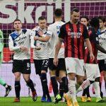 AC Milan Dipermalukan Atalanta 0-3 di San Siro