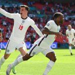 Big Match Euro Group D: Inggris Atasi Kroasia Lewat Gol Tunggal Sterling