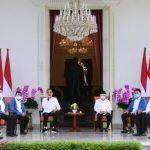 Jokowi Lantik Menteri dan Wamen Baru, Harga Emas Antam Justru Turun