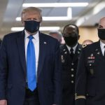 Presiden Amerika Serikat Donald Trump Positif Corona