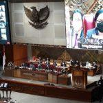 3 Kali Absen, Azis Syamsuddin Akhirnya Nongol Rapat Paripurna RUU PDP di DPR