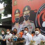 Lewat Kantor Pos, 5.385 Pil Ekstasi Asal Jerman Diselundupkan ke Jakarta