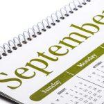 Daftar Hari Penting Bulan September 2021
