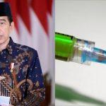 Epidemiolog: Menteri Harus Ikuti Jokowi Jadi yang Pertama Divaksin Corona