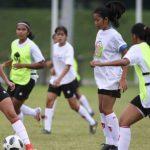 Penggawa Timnas Wanita Bertumbangan TC di Jakarta