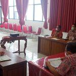 Evaluasi SAKIP Kabupaten Landak Tahun 2020 Raih Predikat Cukup Baik