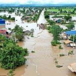 Banjir Bandang Kamboja, Lebih dari 10.000 Orang Dievakuasi