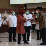 6 Ahli Waris Perintis Kemerdekaan Terima Penghargaan Satya Lencana