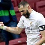 Real Madrid Selamat dari Kekalahan di Metropolitano