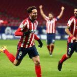 Atletico Madrid Tak Tergoyahkan Juara Paruh Musim