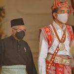 Menyimak Cerita Jokowi dan Ma'ruf Amin Soal Busana Adat yang Mereka Pakai