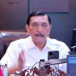 Luhut Blak-blakan Soal Tingginya Kematian Covid-19 di Indonesia
