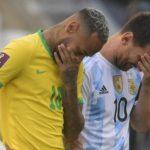 Lionel Messi Kecewa Laga Brasil vs Argentina Dihentikan Mendadak