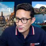 PPKM Darurat Baru Seminggu, Sandiaga Uno: 34 Juta Pelaku Parekraf Sudah Terdampak