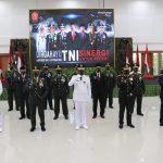 Pemerintah Dukung Transformasi TNI