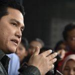 Erick Thohir Bongkar Jajaran Direksi Pertamina