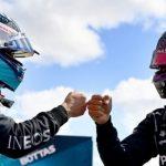 Bottas Tercepat, Hamilton Tunda Pole Position ke-100 di Ajang Formula 1
